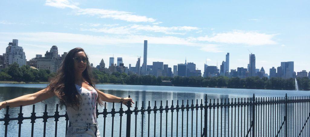 Exchange Student Sara NYC