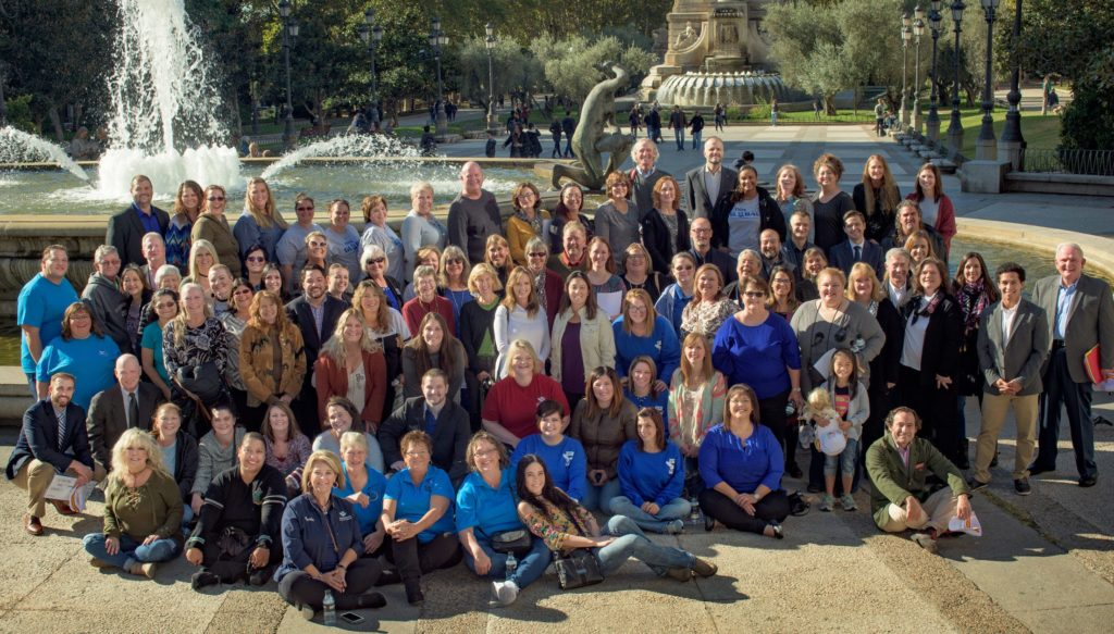 ISE group travels to Spain for annual trip