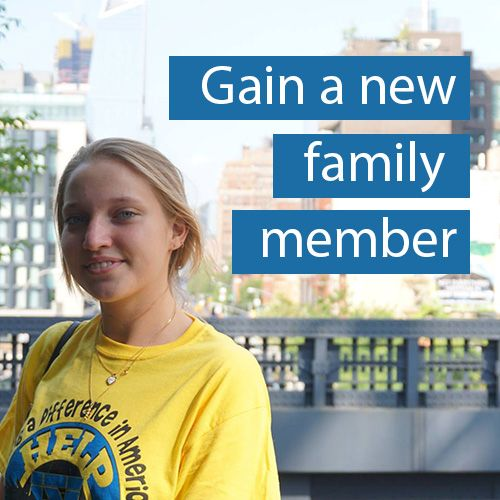 Host an Exchange Student | Become a Host Family | ISE