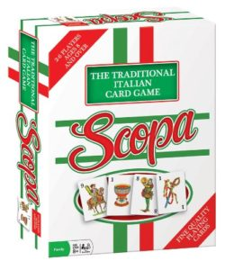 scopa card deck