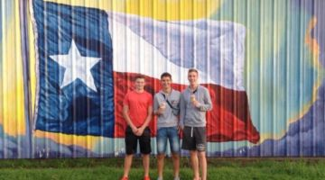 Texas Exchange Students