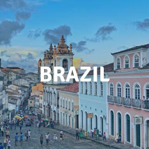 study abroad high school Brazil