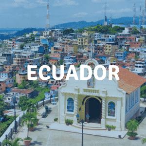 high school study abroad Ecuador