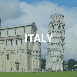 high school study abroad Italy