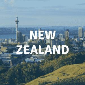 high school study abroad New Zealand