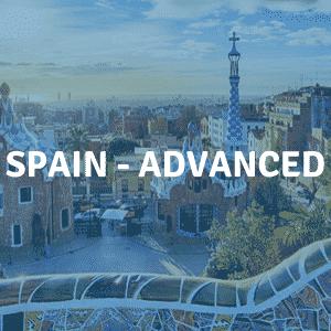 Advanced language camp in Madrid, Spain