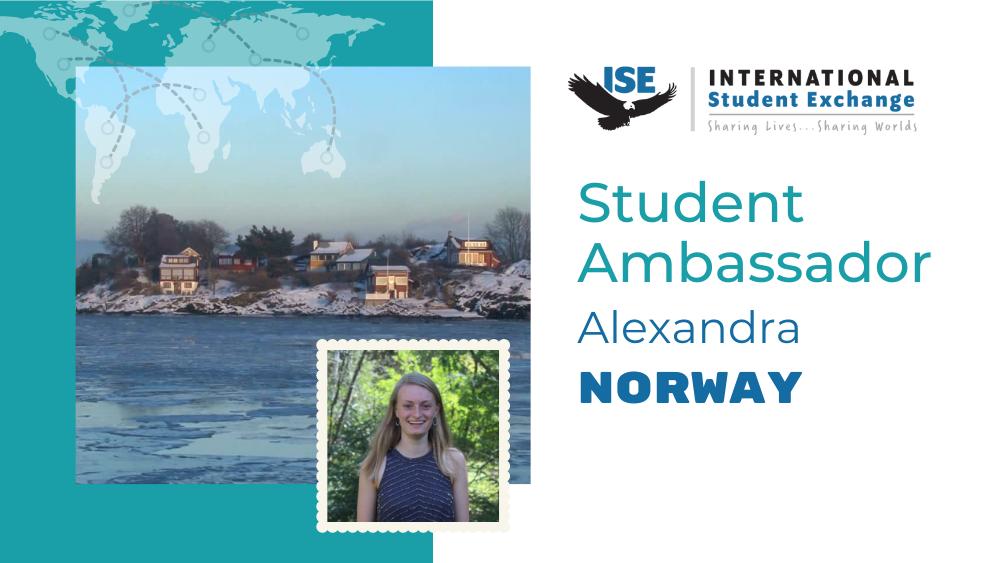 study abroad scholarship winner